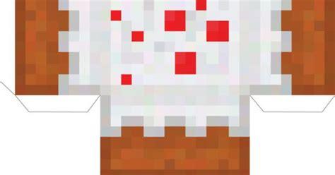 Pixelcraft Papercraft - caketemp png minecraft papercraft