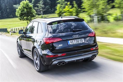 Audi Q5 Zubehör Preisliste by Abt Aerodynamik F 252 R Ihren Audi Sq5