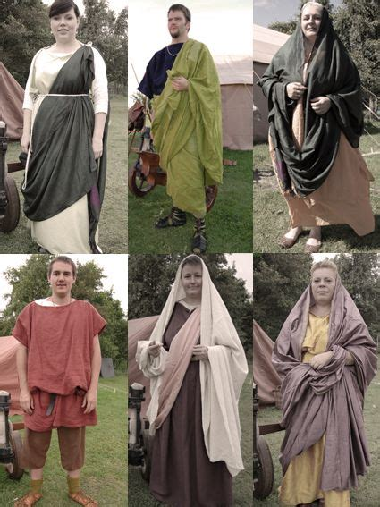 rome fashion styles clothing portr1 greek and roman garb pinterest