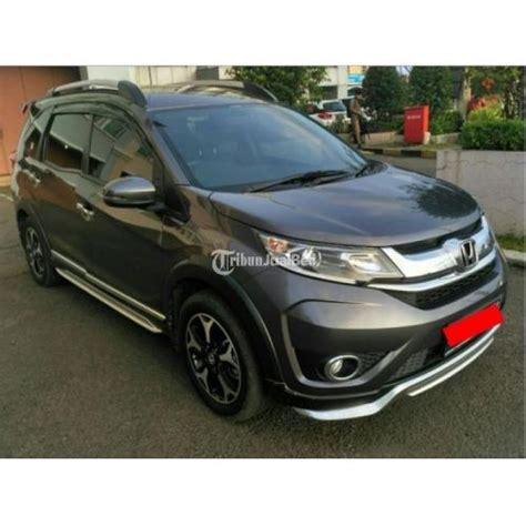 Mobil Bekas Honda Brv 2016 mobil honda brv tipe e prestige automatic tahun 2016 abu