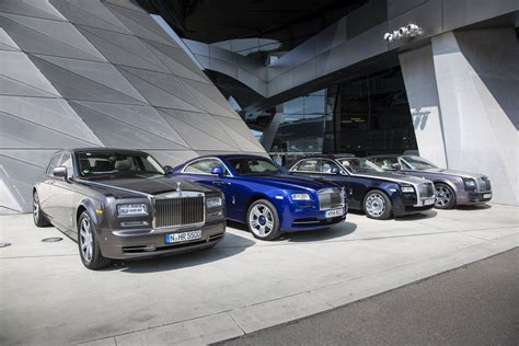 phantom ghost car special report rolls royce wraith ghost and phantom