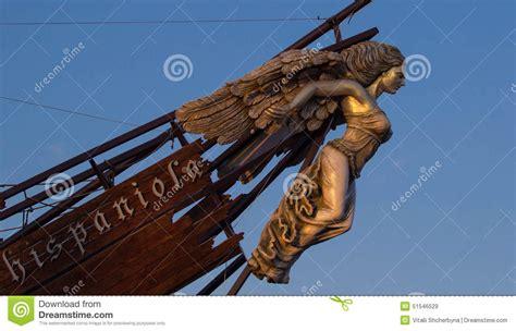 figure heads ship s figurehead stock image image of superstition