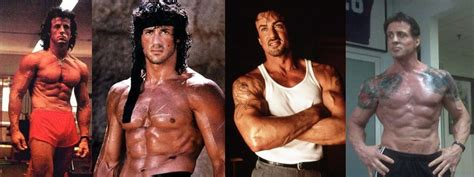 Sly In Steroids by Is Sylvester Stallone On Steroids Bash