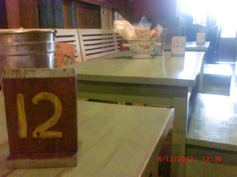 Kursi Tamu Cangkir jam kumpul meniru konsep sagoo kitchen untuk rumah