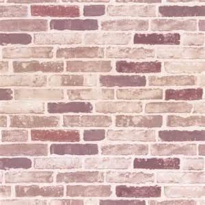 erismann brix traditional red brick wall effect designer feature wallpaper ebay