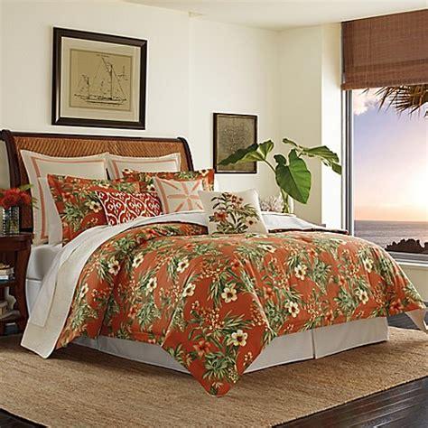 tommy bahama queen comforter tommy bahama 174 rio de janeiro reversible comforter set