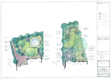 backyard layout planner tone on a garden design plan copy modern garden