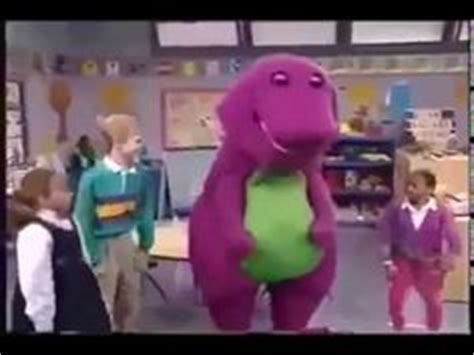 barney blue and circles part 1 barney and friends barney s big i like