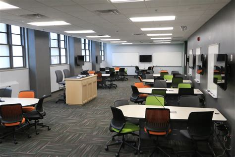 learning about interior design classroom design