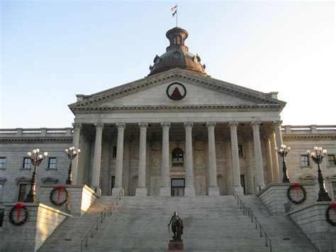 washington state house they hid george washington s statue at mlk rally in sc