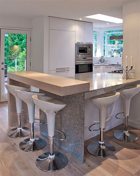 Designer Bar Stools Kitchen 10 Trendy Bar And Counter Stools To Complete Your Modern Kitchen