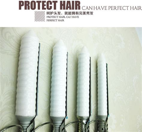 Catok Rambut Spiral advanced ceramics semiautomatic artifact curls pear hair stick roll catok pengeriting