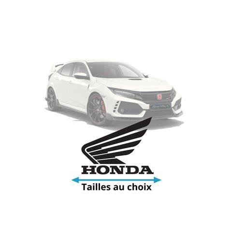 Sticker Honda Logo by Stickers Honda Logo
