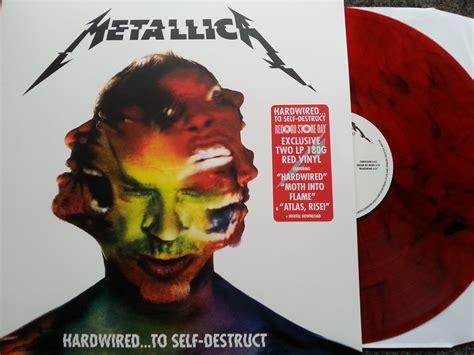 Cd Original Metallica Hardwired To Self Destruct Import 101collectorsrecords on quot album of the week metallica hardwired to self destruct