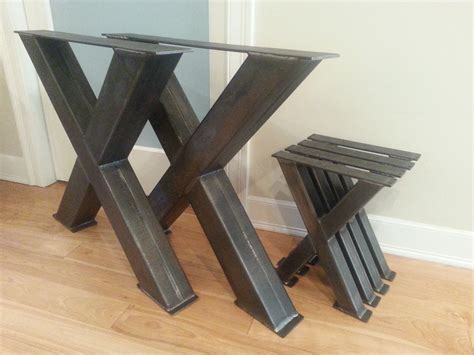End Table Legs Turned And Square Wooden Legs For End