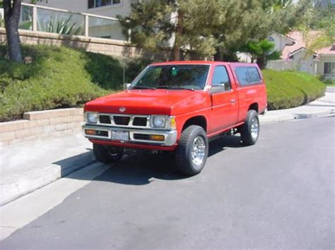 lifted nissan hardbody 2wd any lifted 2wd page 2 infamous nissan hardbody