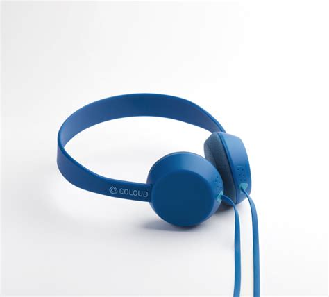 Knock Coloud Nokia Headphones coloud knock transition stereo ear headphones remote mic blue ebay