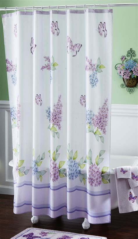 image gallery lavender shower curtains