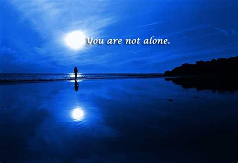 you are not alone melformer you are not alone