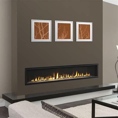 Wide Gas Fireplace by Echelon Ii Wide View 72 Inch Fireplace By Majestic