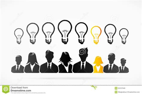 pictures of ideas group ideas royalty free stock images image 35167949