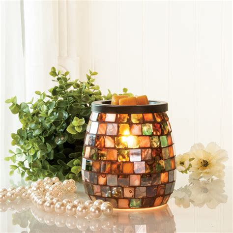 scentsational mosaic wax warmer walmart