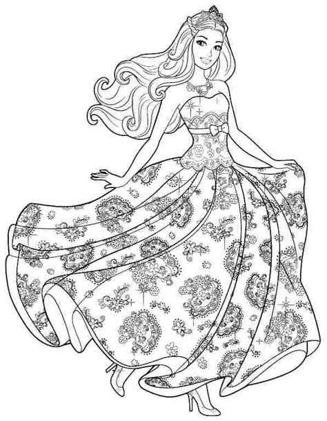 barbie coloring book pages pdf barbie coloring book pages barbie coloring pages 6134