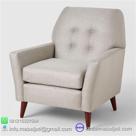 Sofa Santai Minimalis beli sofa santai modern bahan kayu jati harga murah