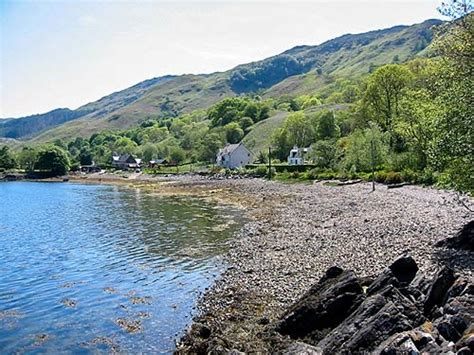Brook Cottage Visitscotland Loch Duich Cottage