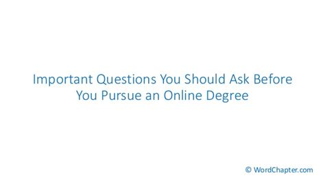 Which Major Should I Pursue If I Want An Mba by Important Questions You Should Ask Before You Pursue An
