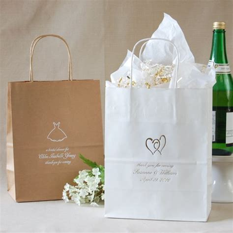 Personalized Gift Bags, Wedding Gift Bags, Personalized