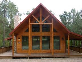 Stephens Creek Cabin by Moose Lodge Is A 1450 Sq Ft Luxury Log Cabin
