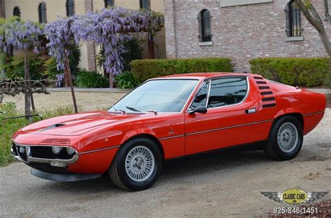 alfa romeo montreal engine 1974 alfa romeo montreal for sale