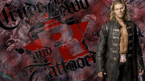 wallpaper of edge fenomenal ladies night wwe wrestler edge wallpapers