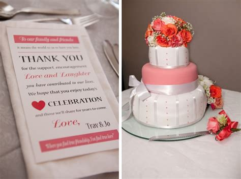 coral food coloring magical coral wedding at providence by stuart dods