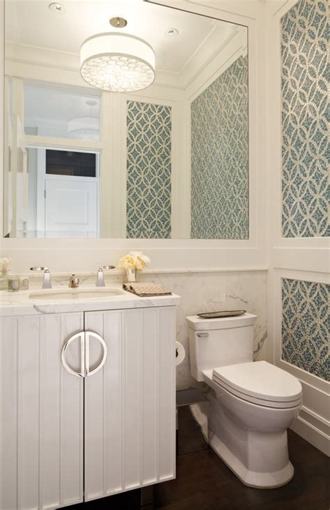Is Wainscoting Out Of Style - large mirrors in the bathroom 5 inspirations