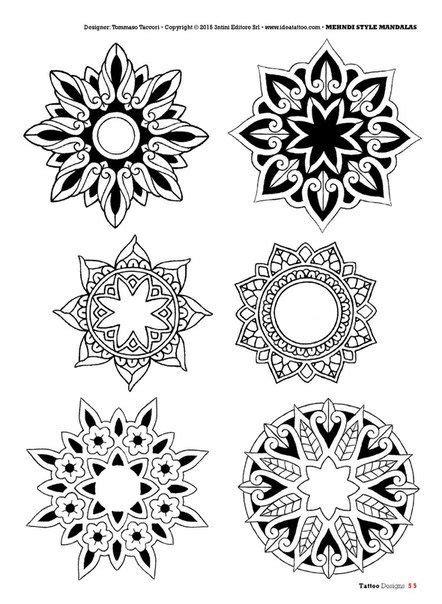 mandala tattoo flash book 17 best images about mandala on pinterest mandalas