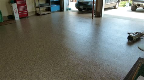 Garage Floor Coating Concrete Garage Floor Coatings Schroder Concrete Omaha Ne