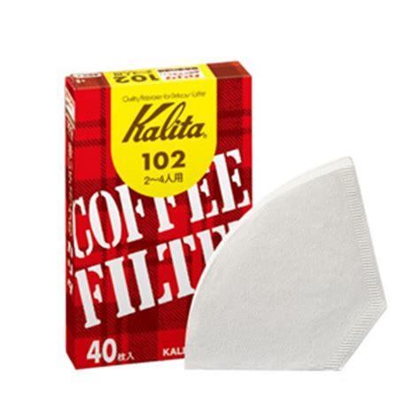 Kalita Wave Filter 185 White 100p coffee filter coffee equipment general manufacturer kalita