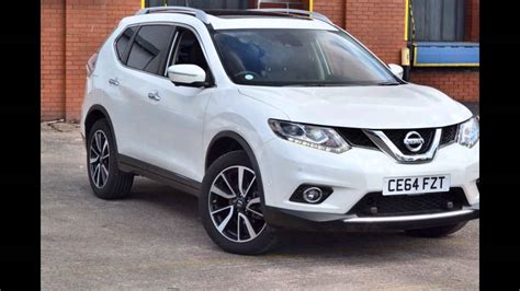 white nissan 2016 2016 nissan qashqai storm white youtube