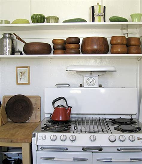 shelf in kitchen tips for stylishly stocking that open kitchen shelving