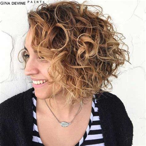 Hairstyles For Curly Haired by Stylish Curly Hairstyles For Haired The
