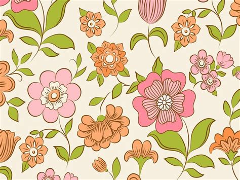 flower pattern vintage free download 20 vintage floral patterns photoshop patterns