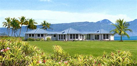 Types Of Foundations For Houses by Hawaii Home Builders Building Custom Designed Homes
