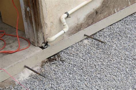 Concrete Patio Slab Thickness by Concrete Patio Thickness Newsonair Org