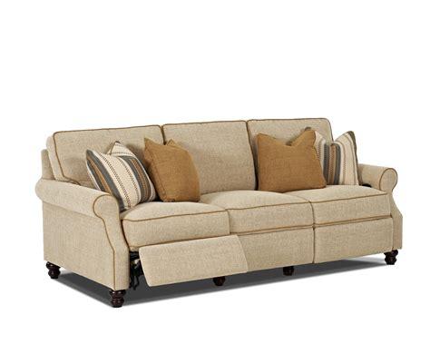 recliner settee trisha yearwood home tifton traditional power hybrid sofa