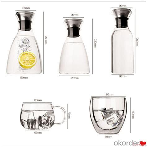 buy glass pot manufacturer high borosilicate glass