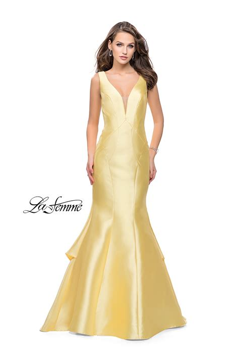 la femme gigi prom dresses style  la femme