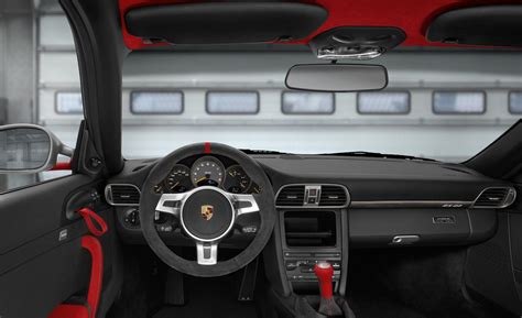 Porsche Gt3 Rs Interior by Car And Driver