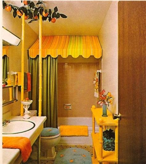 31 Cool Orange Bathroom Design Ideas Digsdigs Orange Bathroom Ideas